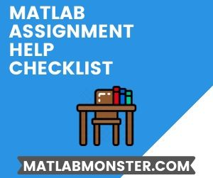 Matlab Assignment Help Checklist