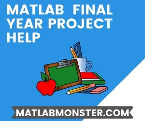 Matlab Final Year Project Help