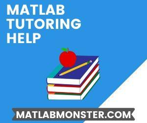 Matlab Tutoring Help